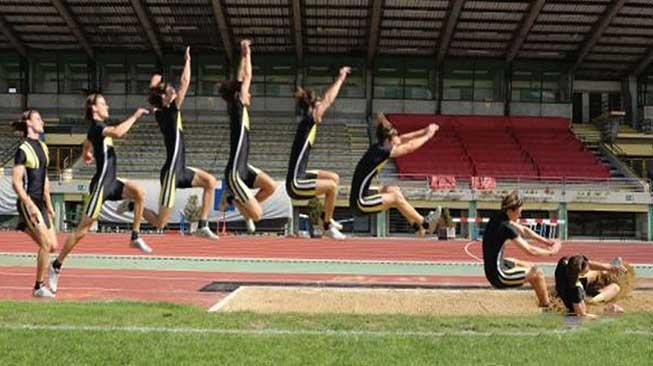 Olahraga Atletik