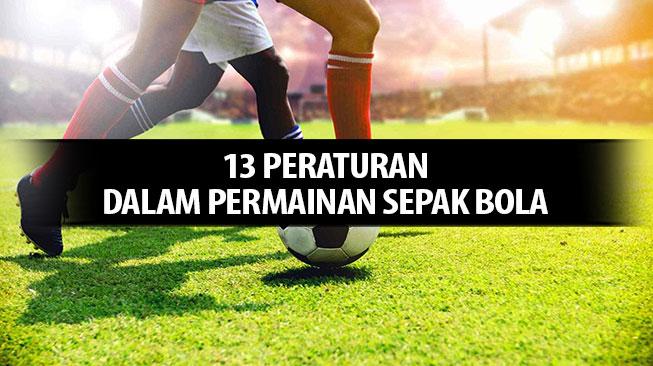 Peraturan sepak Bola